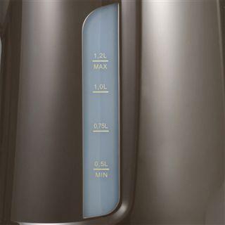 Severin Wasserkocher WK 3427 braun-titan 1,2l,1300W