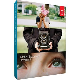 Adobe Photoshop Elements 11.0 32/64 Bit Deutsch Grafik Vollversion PC/Mac (DVD)