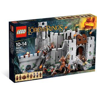 Lego Herr der Ringe 9474 Die Schlacht um Helms Klamm