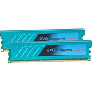16GB GeIL EVO Leggera DDR3-2133 DIMM CL11 Dual Kit