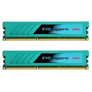 16GB GeIL EVO Leggera DDR3-2400 DIMM CL11 Dual Kit