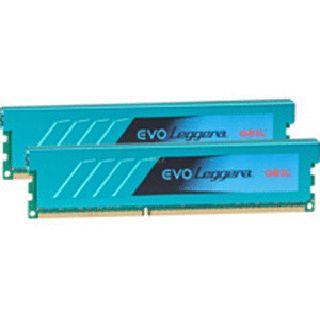 8GB GeIL EVO Leggera DDR3-1866 DIMM CL10 Dual Kit