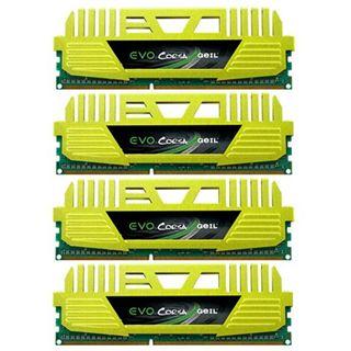 32GB GeIL EVO Corsa DDR3-2400 DIMM CL11 Quad Kit