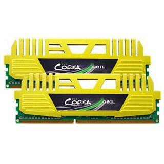 8GB GeIL EVO Corsa DDR3-1866 DIMM CL10 Dual Kit