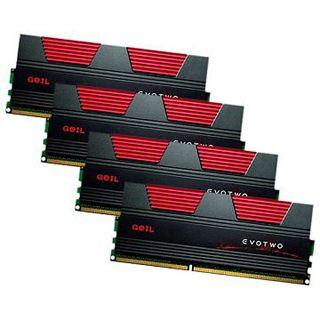 16GB GeIL EVO Two DDR3-1866 DIMM CL9 Quad Kit