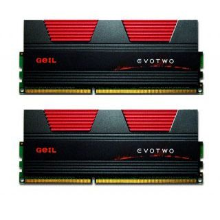 8GB GeIL EVO Two DDR3-1866 DIMM CL10 Dual Kit