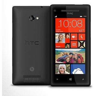 HTC Windows Phone 8X 16 GB schwarz