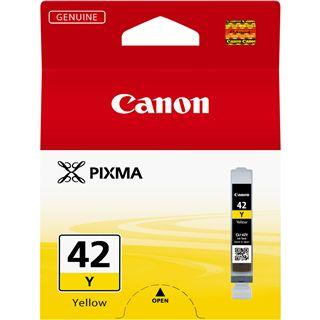 Canon Tinte CLI-42Y 6387B001 gelb