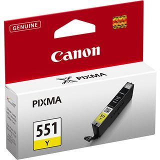 Canon Tinte CLI-551Y 6511B001 gelb