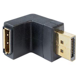 Delock 90° Adapter für Displayport (65382)