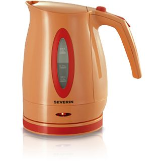 Severin Wasserkocher WK 3372-115 orange 1000W