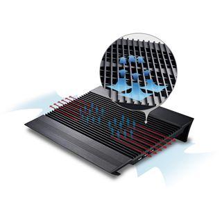 Deepcool Notebook Kühler N8 SILBER