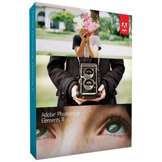 Adobe Photoshop Elements 11.0 32/64 Bit Deutsch Grafik Upgrade PC/Mac (DVD)