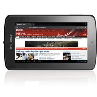 """7.0"""" (17,78cm) Archos Arnova 7c 3G/WiFi 4GB schwarz"""