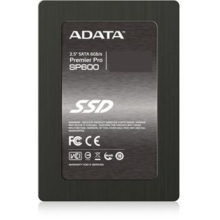 "32GB ADATA Premier Pro SP600 2.5"" (6.4cm) SATA 6Gb/s MLC asynchron (ASP600S3-32GM-C)"