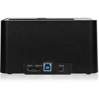 """Icy Dock EZ-Dock USB 3.0/eSATA Dockingstation für 2.5"""" und 3.5"""" Festplatten (MB981U3S-1S)"""