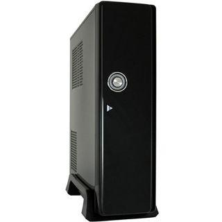 LC-Power LC-1410mi ITX Tower 200 Watt schwarz
