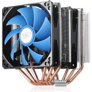 Deepcool CPU-Kuehler Neptwin AMD und Intel