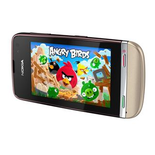 Nokia Asha 311 140 MB weiß