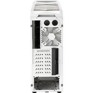 AeroCool Xpredator X1 White Edition Midi Tower ohne Netzteil weiss