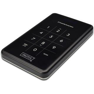 "Digitus SecuPort 2.5"" (6,35cm) USB 3.0 schwarz"