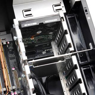 Lian Li PC-V650B Midi Tower ohne Netzteil schwarz