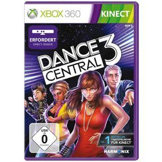 Microsoft Dance Central 3 für XBox360, Kinect only (deutsch)