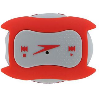 4GB Speedo Aquabeat 1.0 4GO rot/grau