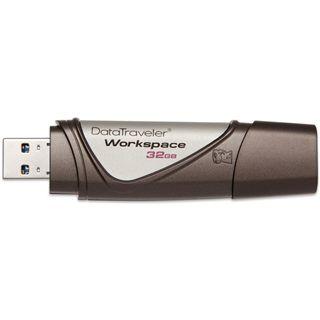 32 GB Kingston DataTraveler Workplace bulk grau USB 3.0