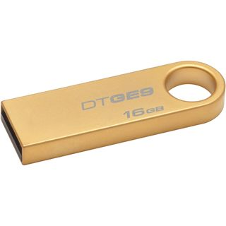 16 GB Kingston DataTraveler GE9 gold USB 2.0