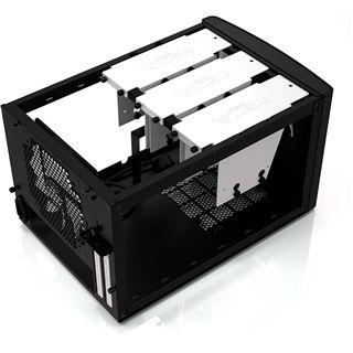 Fractal Design Node 304 Wuerfel ohne Netzteil schwarz