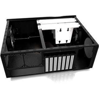 Fractal Design Node 605 Desktop ohne Netzteil schwarz