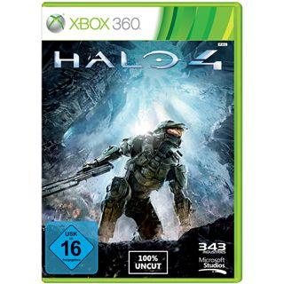 Microsoft Halo 4 Shooter für XBox 360 (deutsch)