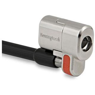 Kensington ClickSafe Ultra Keyed Lock Sicherheitsschloßkabel schwarz