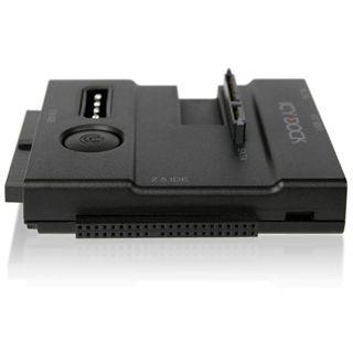 Icy Dock MB981U3N-1SA Adapter für SATA Festplatten (MB981U3N-1SA)