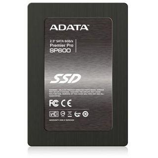 "64GB ADATA Premier Pro SP600 2.5"" (6.4cm) SATA 6Gb/s MLC asynchron (ASP600S3-64GM-C)"