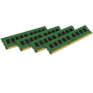 32GB Kingston KTD-PE316EK4/32G DDR3-1600 ECC DIMM Quad Kit