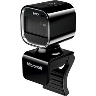 Microsoft LifeCam HD-6000 Webcam USB
