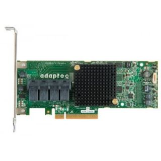 Adaptec RAID 71605E 16 Port Multi-Lane PCIe 3.0 x8 Low Profile bulk