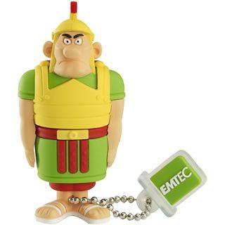 4 GB EMTEC Asterix Serie - Legionaer Figur USB 2.0