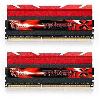 16GB G.Skill TridentX DDR3-1866 DIMM CL8 Dual Kit