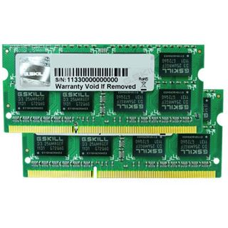 16GB G.Skill Standard DDR3-1600 SO-DIMM CL11 Dual Kit