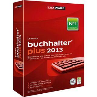 Lexware Buchalter Plus 2013 32/64 Bit Deutsch Office Vollversion PC (CD)
