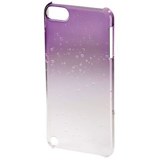 Hama MP3-Cover Rain für iPod touch 5G, Transparent/Lila