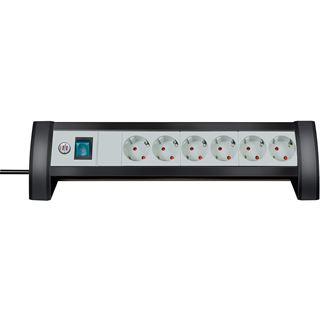 Brennenstuhl Premium-Office-Line, 3 x Schutzkontakt, mit Schalter