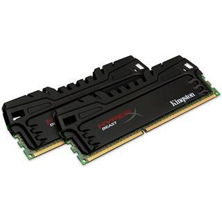 8GB HyperX Beast DDR3-1600 DIMM CL9 Dual Kit