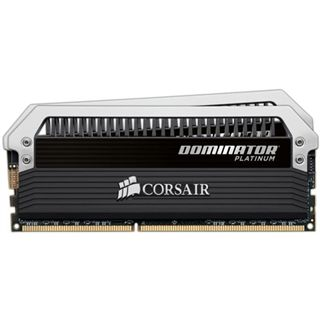 8GB Corsair Dominator Platinum DDR3-2400 DIMM CL10 Dual Kit