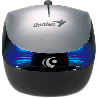 Genius NX-Micro USB silber/schwarz (kabelgebunden)