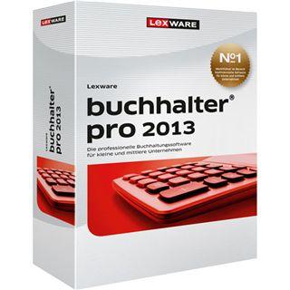Lexware Buchhalter Pro 2013 32/64 Bit Deutsch Office FPP PC (DVD)