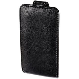 Hama MP3-Fenstertasche Flip Case für iPod touch 5G, Schwarz